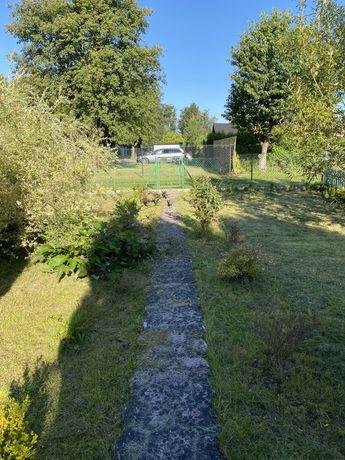Ogródek działkowy