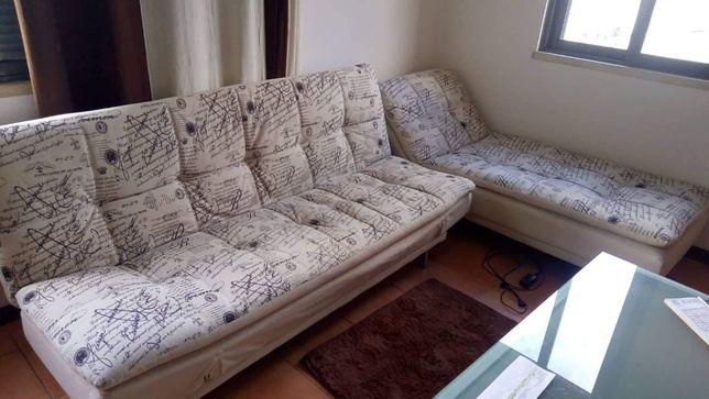 Sofá chease long - cama