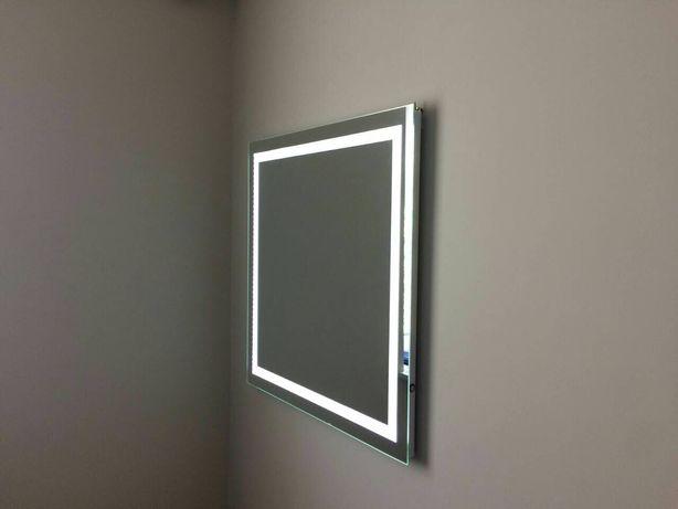 Зеркало,зеркало с подсветкой(led,светодиодная),в ванную,дзеркало