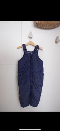 Spodnie zimowe Spodnie narciarskie Endo R.86