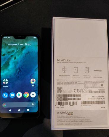 """Xiaomi Mi A2 (4/64ГБ) Дисплей 5.85""""/8 ядер*2.0ггц/2Sim/3 камеры/4000мА"""