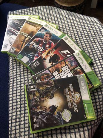 6 Jogos Xbox 360 **OPORTUNIDADE**