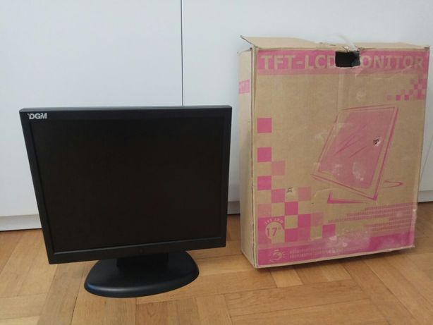 Monitor LCD 17cali