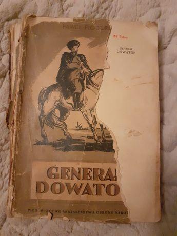 Książka Generał Dowator Paweł Fiodorow