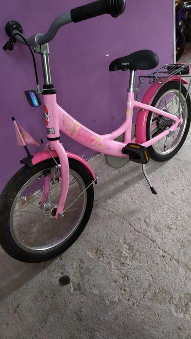Rower Puky Lillifee Princessin 16' Kościernica - image 1