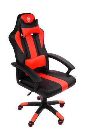 Nowe fotele gamingowe HELL-GAMER C5607. Gwarancja 2 lata