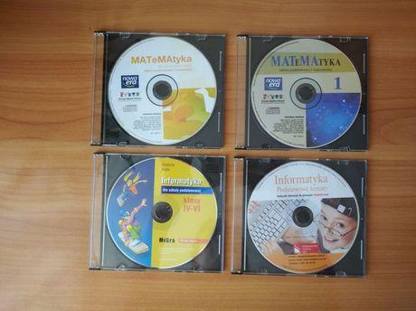Matematyka i informatyka - płyty