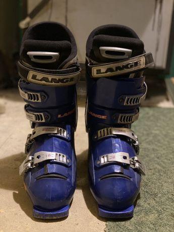 Лижные ботинки LANGE 26mm