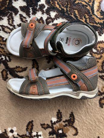 Sandałki chłopięce Lasocki