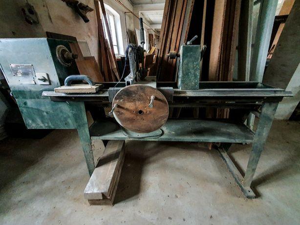 Tokarka stołowa kołowo tarczowa