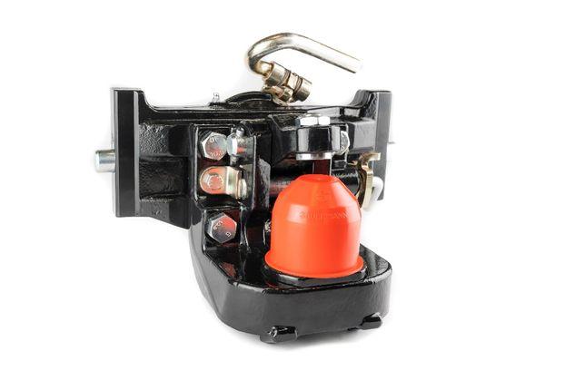 Zaczep kulowy K80 Sauermann, New Holland, Case, Steyr, Deutz PROMOCJA