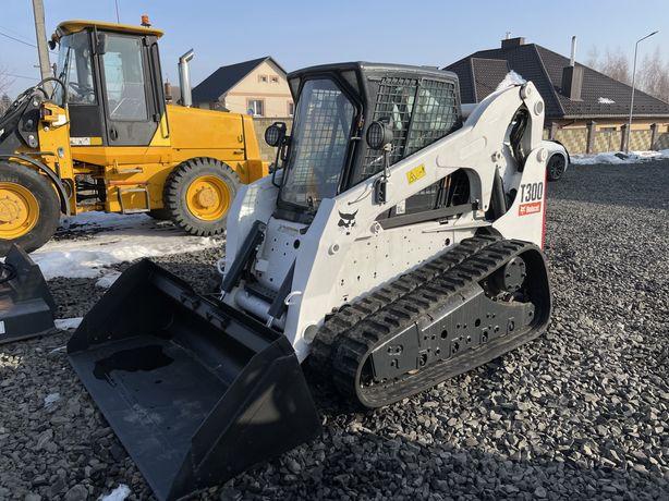 Bobcat T300, 2010 р. в. Відмінний стан! Напрацювання 5340 мотогодин.