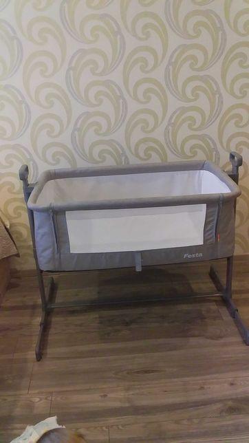 Кроватка  приставная Carrello  Festa