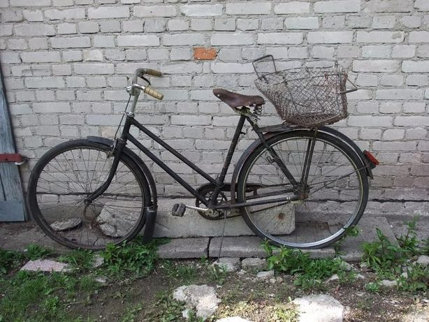 Rower okres PRL Design! ...