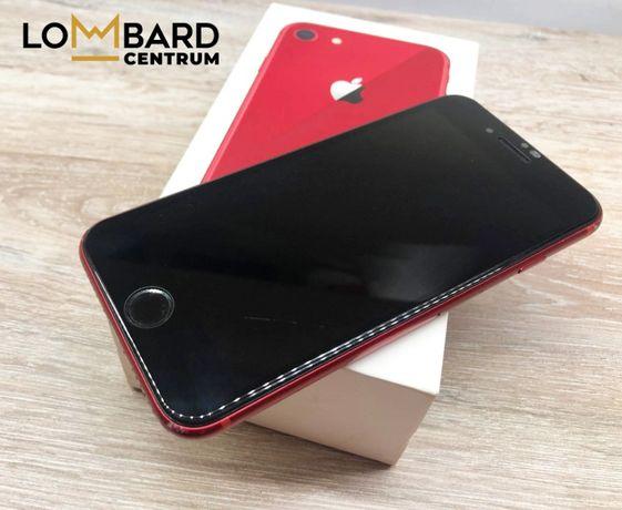 iPhone 8 64GB kolor czerwony kondycja baterii 87% Komplet