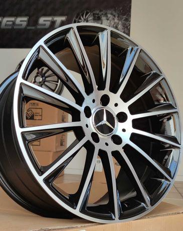 jantes 18 5X112 Mercedes AMG Turbine NOVAS A C CLA E GLA