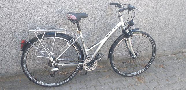 Rower Peugeot koła 28 .Hydraulika