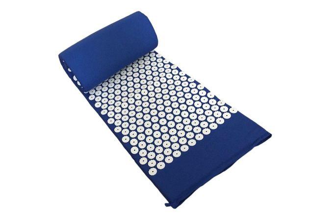 Большой массажный акупунктурный коврик от Rao 150*40 см, разные цвета