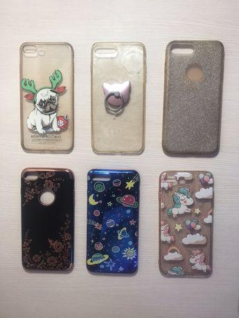 Case / Etui / Pokrowiec iPhone 7plus / 8 plus 5,5 cala