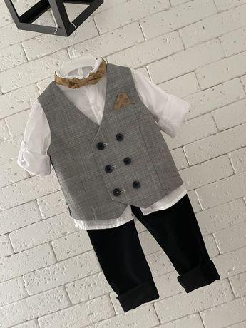 Костюм на 1 рік (сорочка, жилетка, штани)