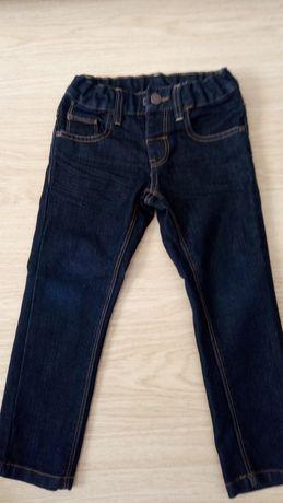 Spodnie, jeansy, C&A, r.104
