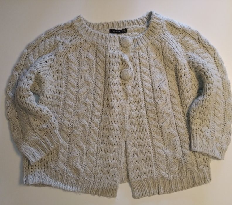 Beżowy sweterek Komorowo - image 1
