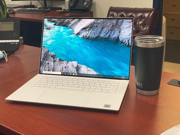 NEW!Dell XPS 9500(10750H/32/1Тб/UHD/GTX1650Ti,Frost White),гарантия.