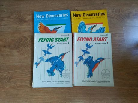 New Discoveries i Flying Start
