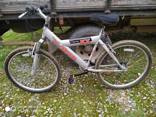 Bicicleta y-series kx