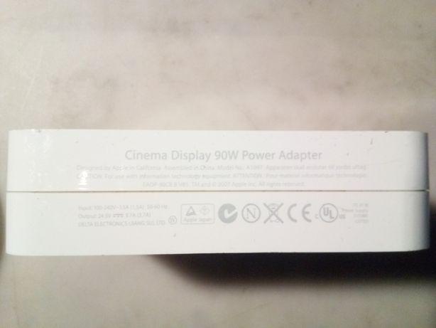 Sinema display 90w power adapter