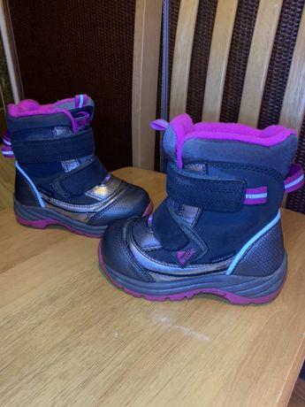 Термо ботинки BG