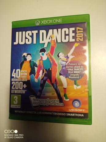 Gra Xbox one Just dance 2017