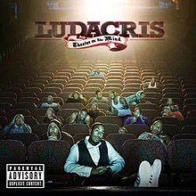 CD Ludacris - Theater of the Mind