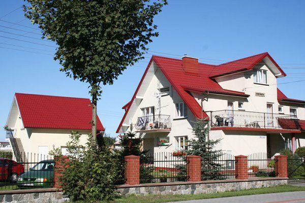 FREGATA pokoje gościnne w Łebie