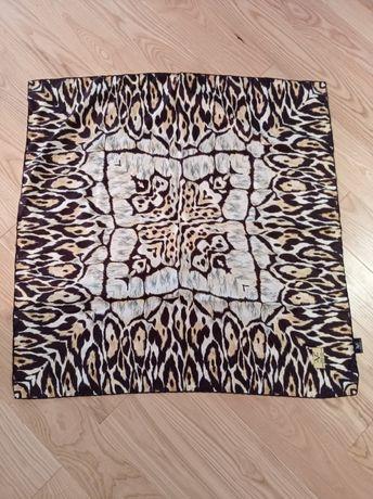 Apaszka Versace zwierzęcy print chusta