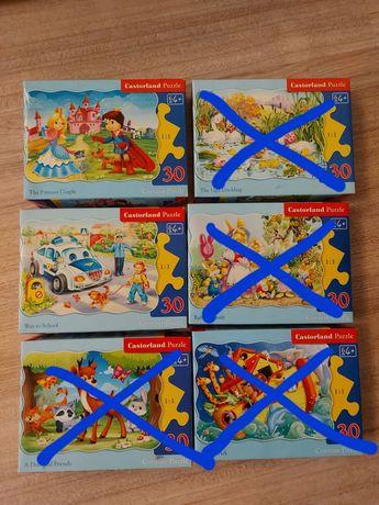 Пазлы Castorland G-toys