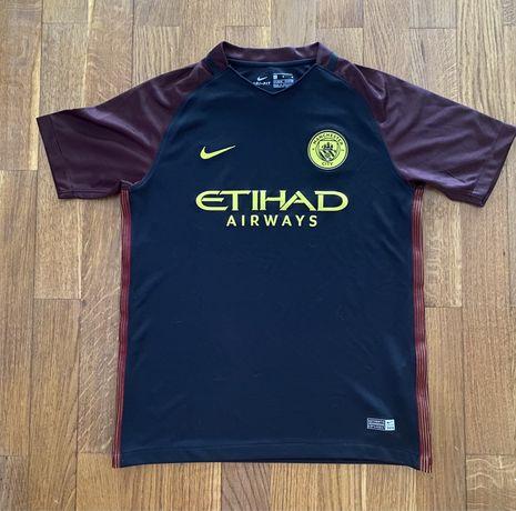 Camisola futebol Manchester City tamanho junior