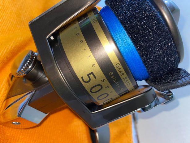 Novo! Vega libra 5000 com + 1 bobina