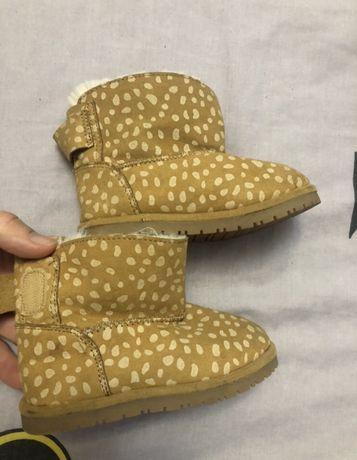 Сапоги Ботинки Угги Zara 20 размер