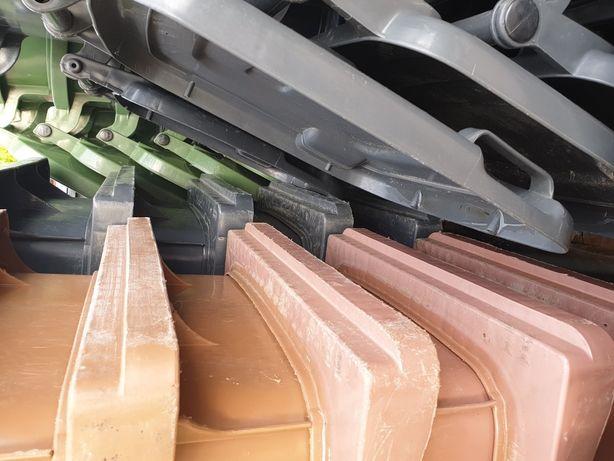 Niemieckie Pojemniki kosze kubły kontener na śmieci 120 240 /1100dowóz