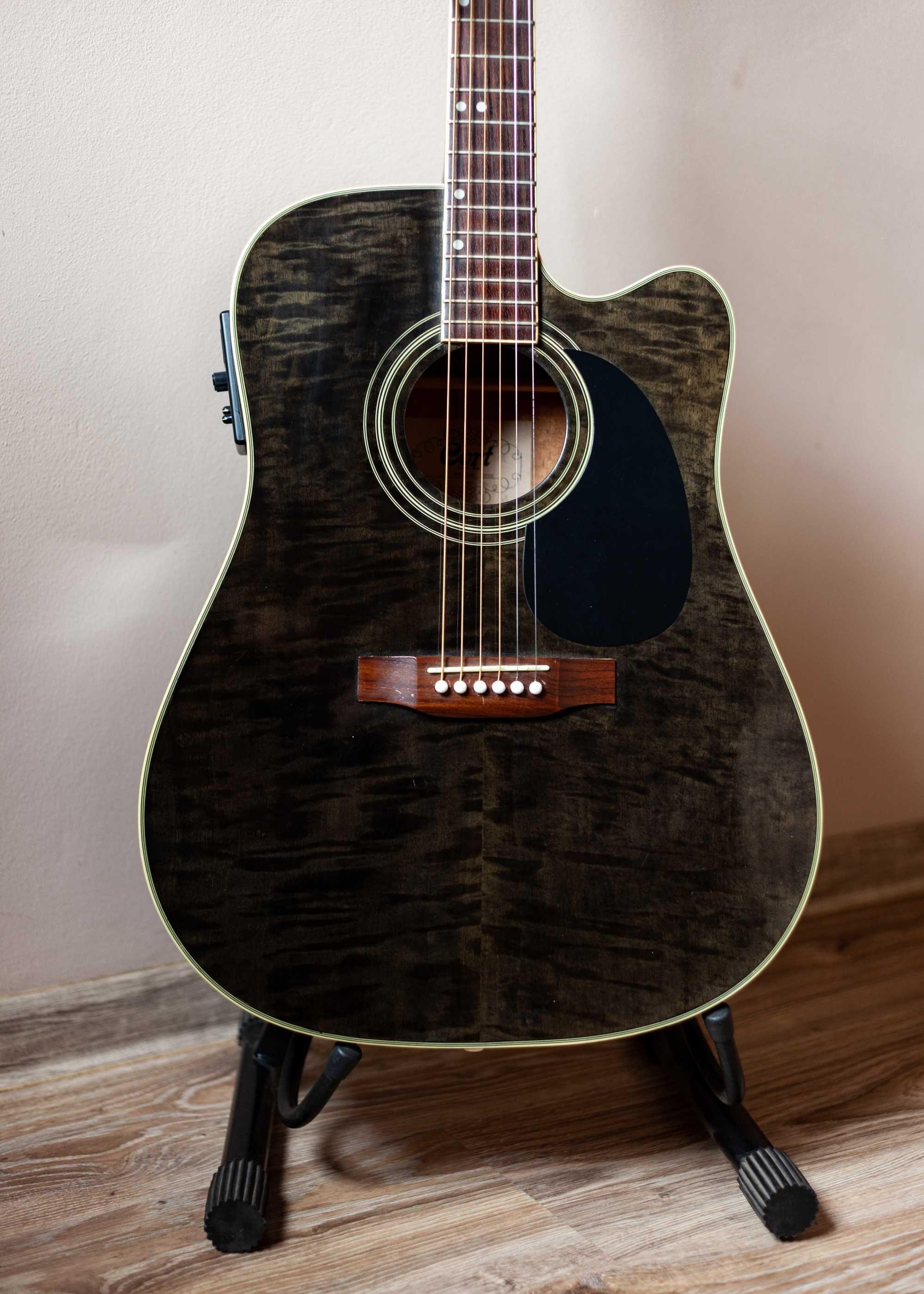 Cort MR-750F gitara elektro akustyczna akustyk korea grover fishman