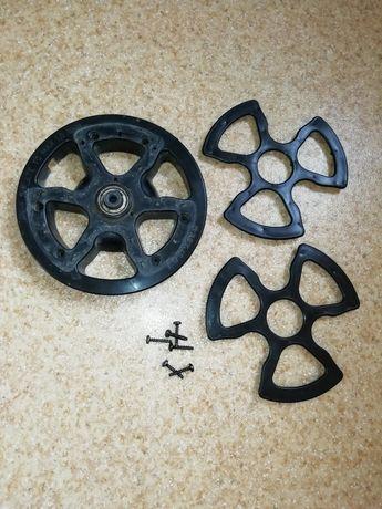 Продам переднее колесо диск 10 дюймов Adamex