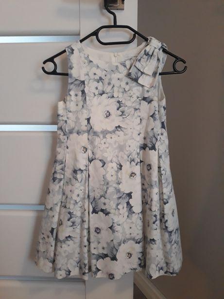 Sukienka dla dziewczynki elegancka Wójcik 122