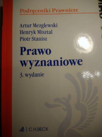Prawo wyznaniowe, wyd. 3 Mezglewski, Misztal, Stanisz