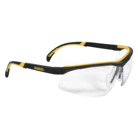 Dewalt DPG55-1D ударостійкі прозорі захисні окуляри з США ОРИГІНАЛ
