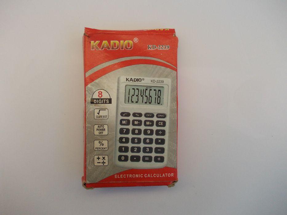 Калькулятор Kadio KD-2239, 8-ми разрядный Артемовск - изображение 1