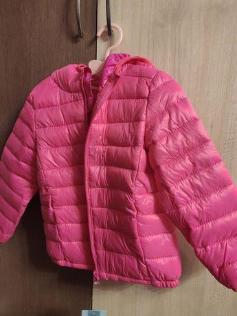 Куртка детская, для девочки лёгкая