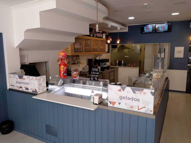 Trespasse Café Aveiro centro