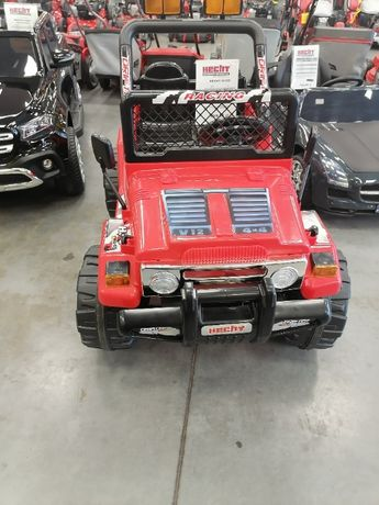 Autko, samochód na akumulator JEEP