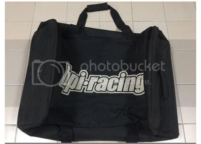 HPI Racing Trolley 1/8 etc.. Como novo